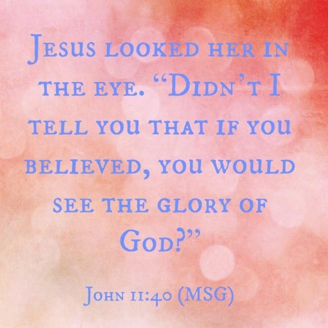 John 11-40